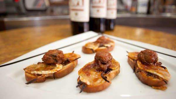 Sugerencia del chef - Marquicos, Alhama De Murcia