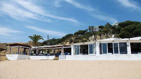 Vista exterior - Banys Lluís, Sant Pol De Mar