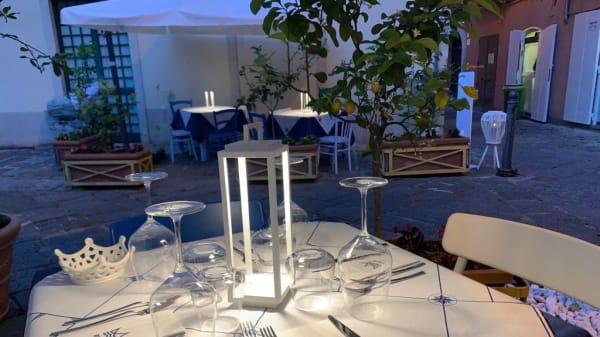 Re Mare Restaurant, Salerno