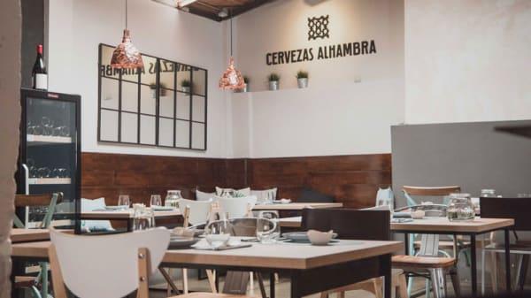 Interior - Esencia, Valencia