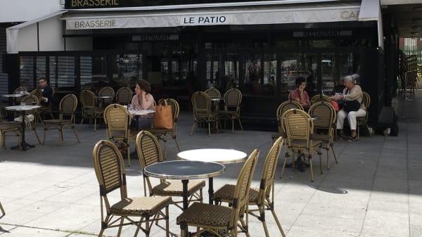 Le Patio, Paris