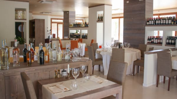 Sala del ristorante - Corte Sconta (Hotel La Torre), Torreglia