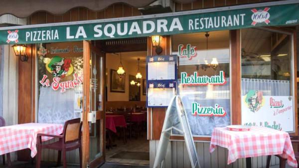 Entrée - La Squadra, Genève