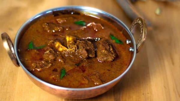 Food - Indian Mahal, Baxter