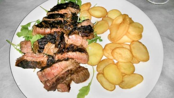 carne con patate - Slongia, Fiuggi