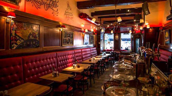 Restaurant - Eetcafé Jour de Fête, Maastricht