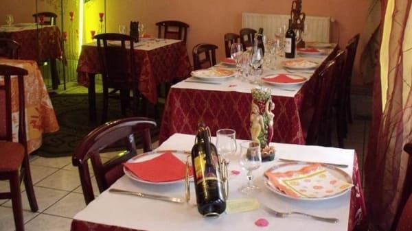 salle - Kashmir Restaurant Indien, Fontainebleau