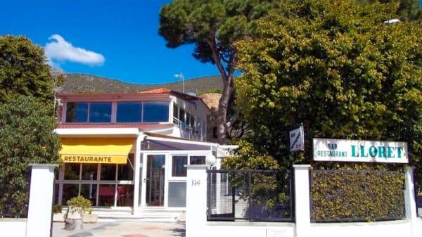Vista exterior - Lloret, Castelldefels
