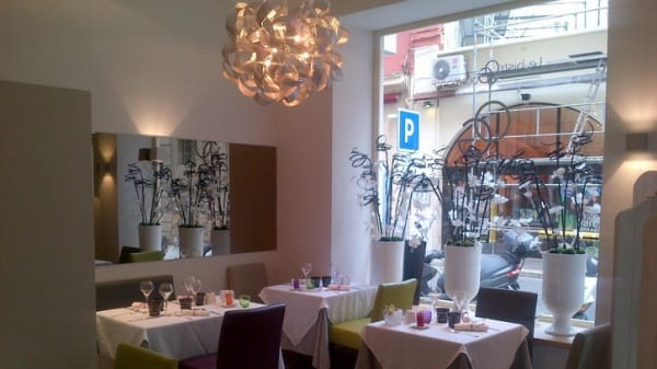 Salle - Le Bistro Gourmand, Nice