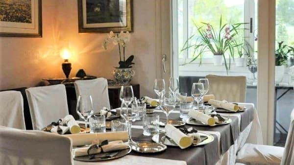 Vista sala - Osti.Nati Fish & Wine, Ascoli Piceno