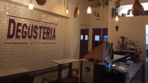 Sala - Degusteria 25 Doc & Dop, Ascoli Piceno