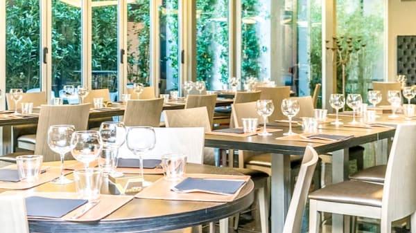 Il tavolo - La Griglia di Varrone, Milan