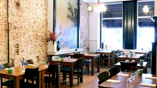Restaurant - Zala's Restaurant, Utrecht