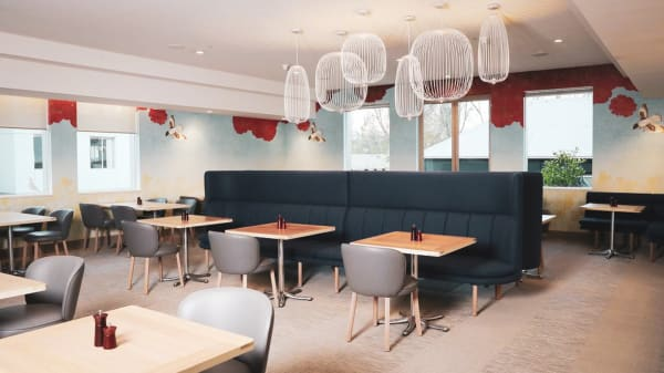 Rooom view - Birdsong Restaurant, Battery Point (TAS)