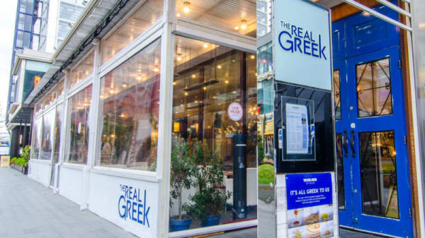The Real Greek - Westfield Stratford City, Londres
