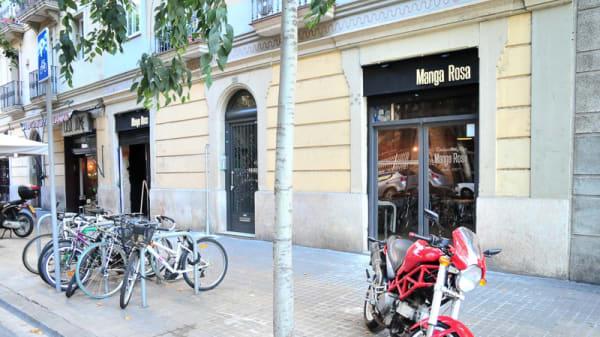 Terraza - Manga Rosa, Barcelona