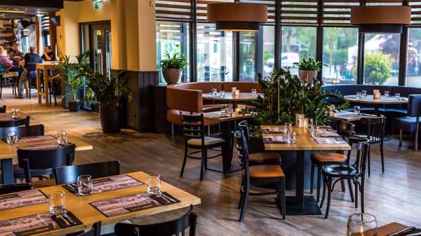 Het restaurant - Concordia Hoogland, Hoogland