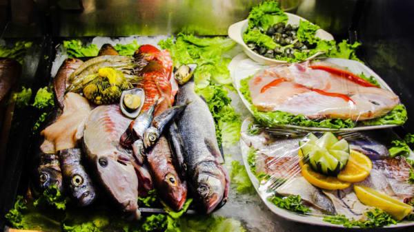 peixe - Tasca Literaria Dona Joana Rabo de Peixe, Funchal
