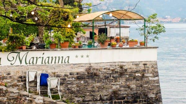 Terrazza - La Cucina della Marianna, Griante