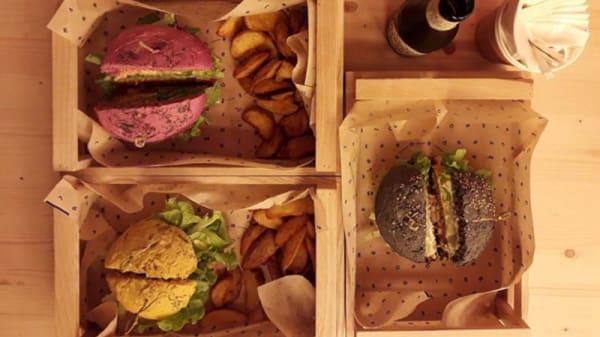 Suggerimento dello chef - Flower Burger, Palermo
