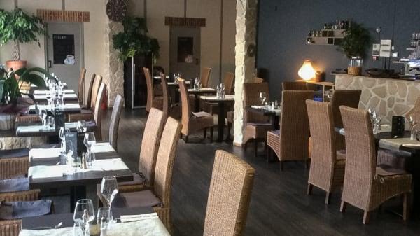 Salle du restaurant - La Paillote - Fourmies, Fourmies