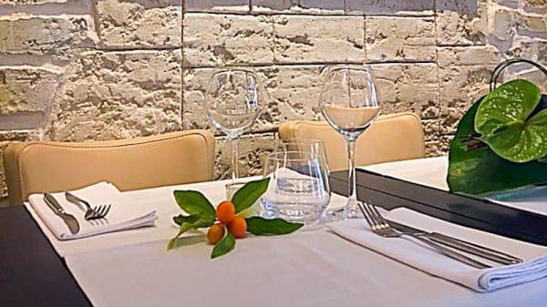 Salon du restaurant - Comme Chez Soi, Vence