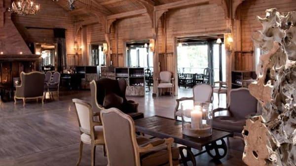 Restaurantens udsigt - Holmenkollen Restaurant, Oslo