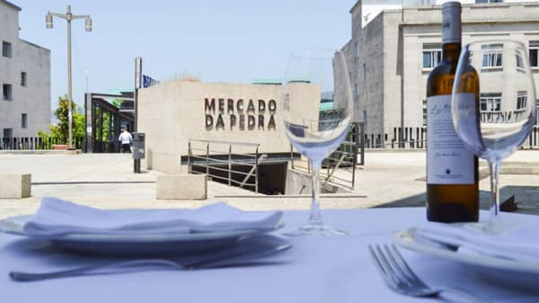 Detalle mesa - El Mosquito, Vigo