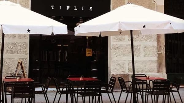 Tiflis Restaurant, Barcelona
