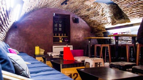 Salle du restaurant - La Cave se Rebiffe, Toulouse