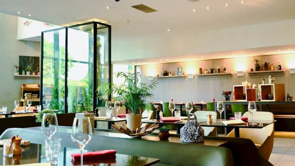 Salle - Culinaire Bazaar - Hôtel Pullman Paris Roissy CDG Airport, Tremblay-en-France