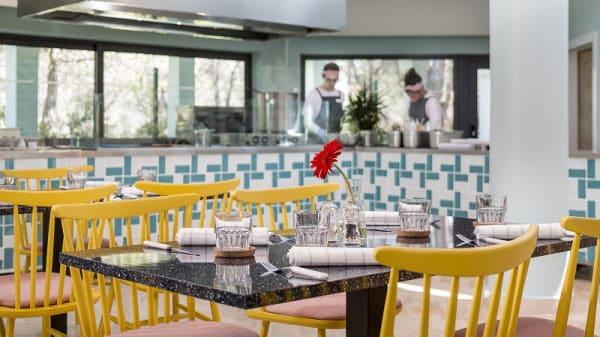 Sala - The Magnolia Hotel Restaurant, Almancil