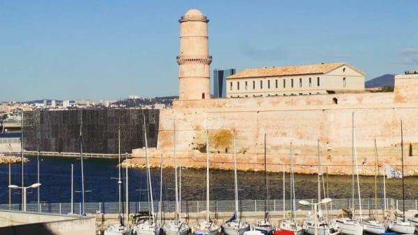 vues - Le LACYDON Novotel Marseille Vieux Port, Marseille