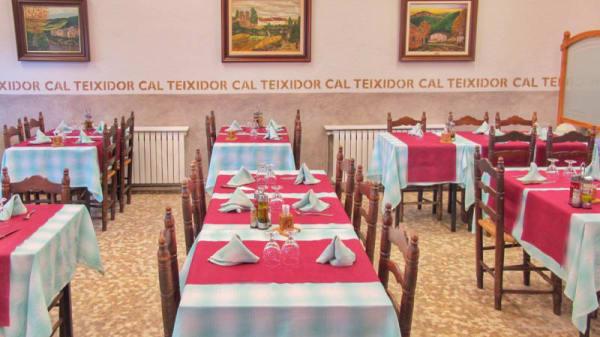 Vista sala - Cal Teixidor, Sant Julia De Vilatorta