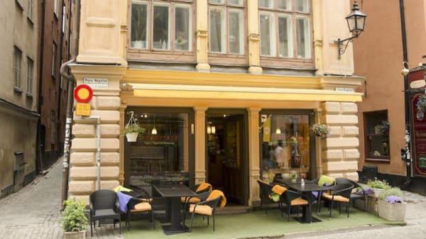 External view - Hermitage, Stockholm