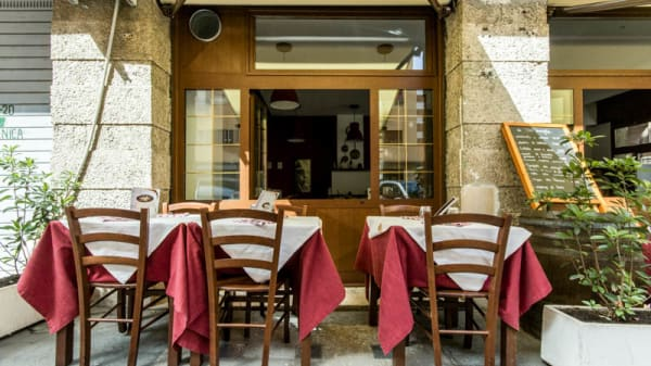 Terrazza - Trattoria da Zacca ar 20, Rome