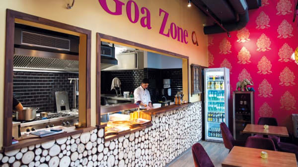 Goa Zone, Hamburg