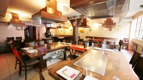 Restaurant - Inagiku Teppanyaki, Paris