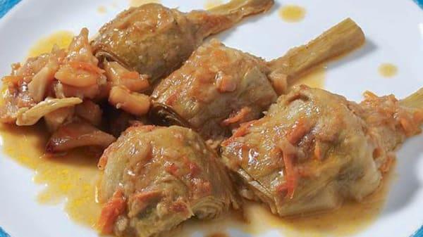 Sugerencia del chef - Licinia, Morata De Tajuña
