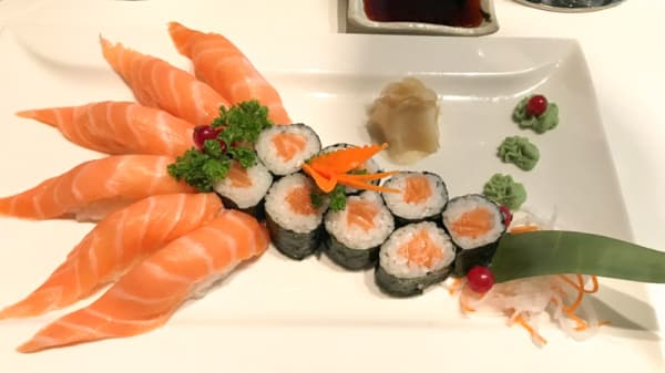 Piatto - Shiro Sushi, Bolzano