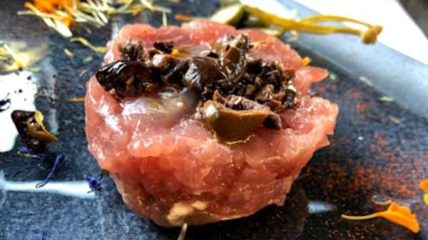 Piatto - Ricette Immorali, Rimini