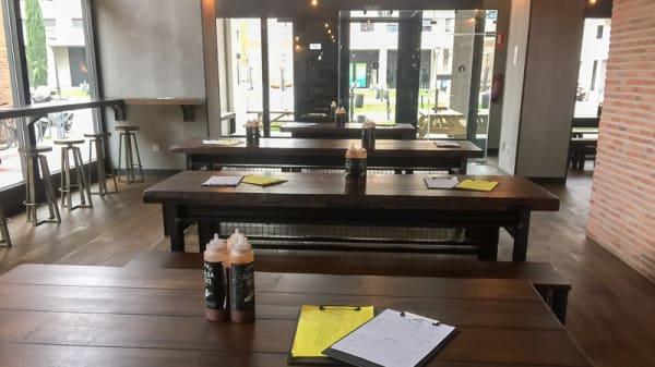 Restaurante - Jimbo Smokehouse, Madrid
