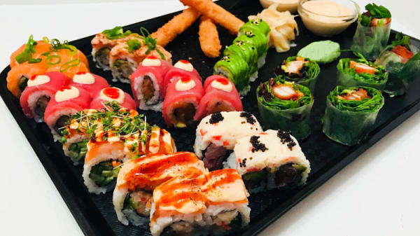 Sushi - Joci Sushi Randers, Randers