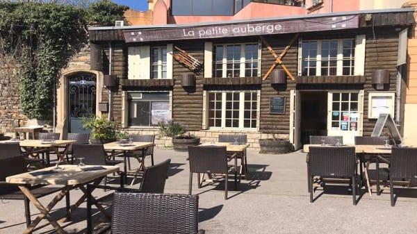 Terrasse - La Petite Auberge, Lyon