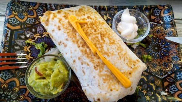 Sugerencia del chef - La Casita Mexicana, Fuengirola