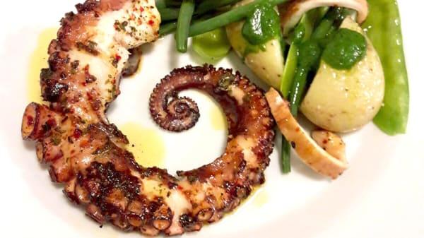 Suggestion du chef - Tamam Kitchen, Paris
