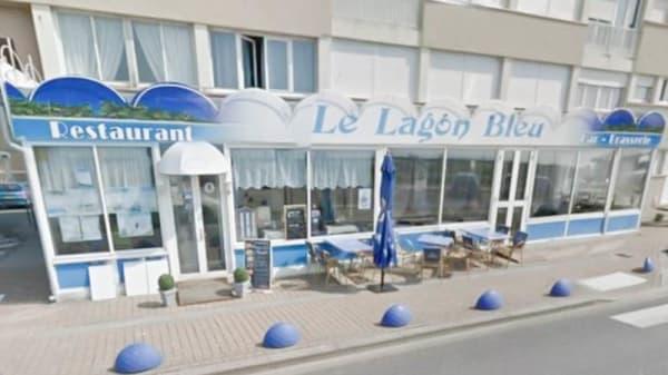 Vue extérieure - le Lagon Bleu, Le Tréport