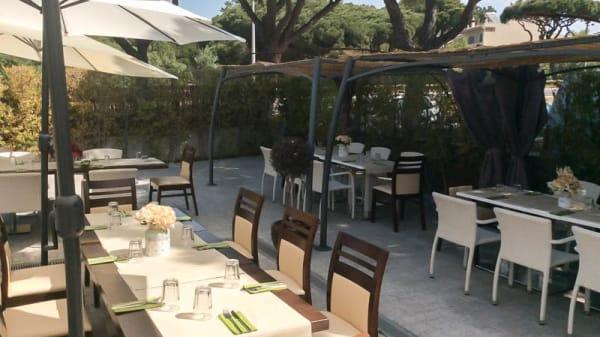Esplanada - La Villa, Quarteira