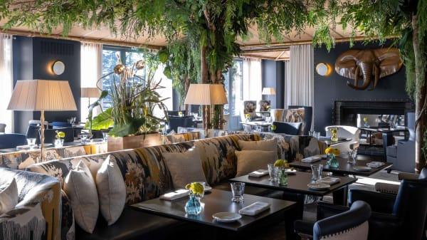 Le Loti Restaurant & Bar - La Réserve Genève, Genève