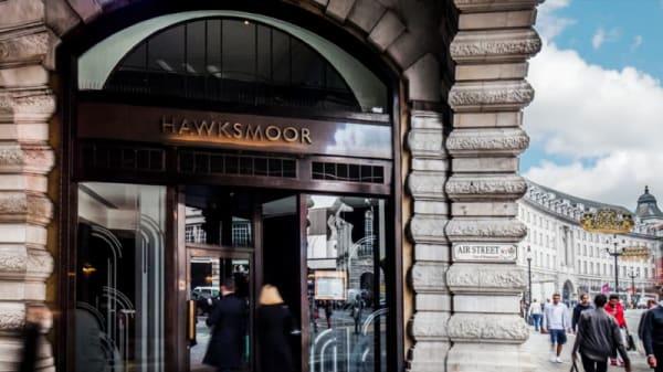 Hawksmoor Air Street, London
